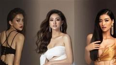 Tiểu Vy - Lương Thùy Linh - Kiều Loan hứa hẹn bùng nổ tại show thời trang cổ tích