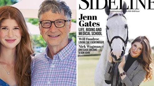 Con gái tỷ phú Bill Gates lần đầu tiết lộ cuộc sống bên trong gia đình tài phiệt của mình: 'Tôi được sinh ra trong môi trường đầy những đặc quyền'