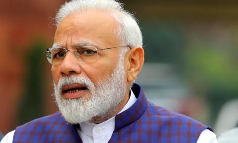 Thủ tướng Ấn Độ đóng tài khoản trên mạng xã hội Trung Quốc