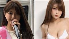 Nữ ứng viên Nhật Bản dùng khẩu trang thay áo ngực để quảng bá cho chiến dịch tranh cử