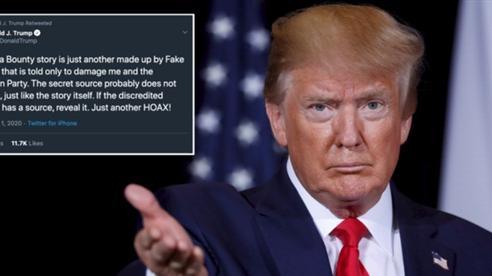 Ông Trump chỉ trích truyền thông, tin Nga ở Afghanistan