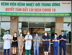 4 bệnh nhân mắc Covid-19 được công bố khỏi bệnh