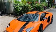 Lamborghini Aventador LP700-4 có lai lịch đặc biệt nhất Việt Nam tiếp tục lột xác sau khi nâng cấp ống xả nghìn đô