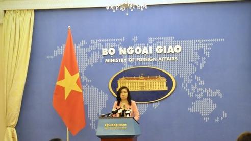 Việt Nam mong tình hình ở Hong Kong được ổn định và phát triển thịnh vượng