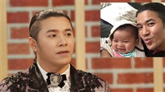 Kasim Hoàng Vũ bật mí về 2 con với bạn gái chưa làm đám cưới