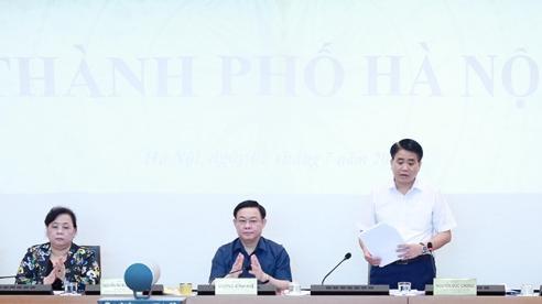 Chủ tịch UBND TP Hà Nội đề xuất biện pháp kích cầu hậu Covid-19