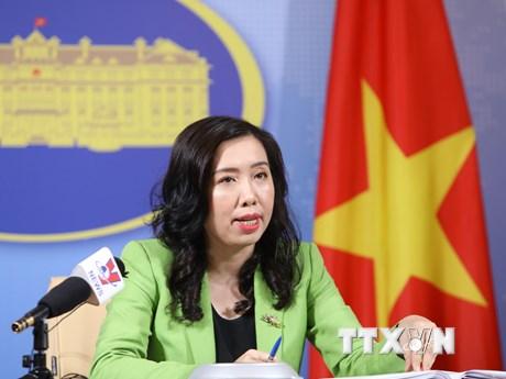 Việt Nam sẵn sàng phối hợp với các nước chống tội phạm mua bán người