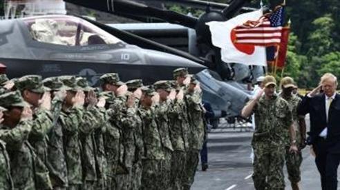 Nga chứng minh Nhật muốn phá 'vòng kim cô' Mỹ