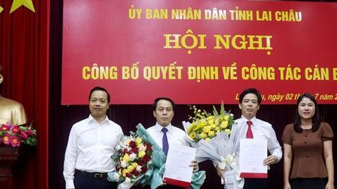 Bổ nhiệm tân Giám đốc Sở Tài nguyên và môi trường tỉnh Lai Châu