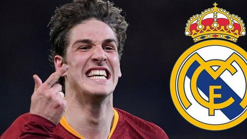 Real Madrid chi đậm mua 'Totti mới' Zaniolo