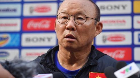 HLV Park Hang-seo lo lắng: 'Không nhiều tuyển thủ Việt Nam trẻ có năng lực giỏi như lứa 1995, 1997'