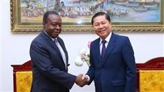 Tăng cường hợp tác về lao động và an sinh xã hội giữa Việt Nam - Angola