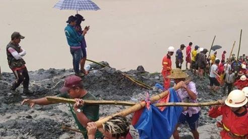 Điện thăm hỏi về vụ sạt lở mỏ khai thác ngọc gây thương vong lớn tại bang Kachin, Myanmar