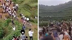 Vùng núi Trung Quốc xuất hiện tiếng gầm lớn kỳ dị suốt 10 ngày liền khiến MXH hoang mang và lời giải thích của chuyên gia