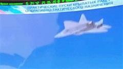 Su-57 bất ngờ 'nằm ổ' ở Syria: Nhiệm vụ bí mật chưa từng có - Xứng tầm át chủ bài?