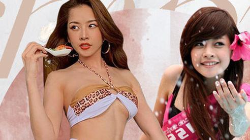 Nhìn lại chặng đường nhan sắc của Chi Pu: Hóa ra nữ ca sĩ gợi cảm bậc nhất Vbiz từng có cú 'lột xác' ngoạn mục thế này