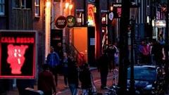 Phố đèn đỏ Amsterdam hậu giãn cách xã hội