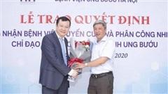 Bộ Y tế giao Bệnh viện Ung bướu Hà Nội là tuyến cuối chuyên ngành ung bướu