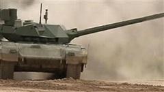 Một tăng T-14 Armata đủ sức đối đầu...11 tăng Merkava