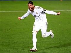 Ramos tiếp tục ghi bàn, Real Madrid bỏ xa Barcelona đến 4 điểm