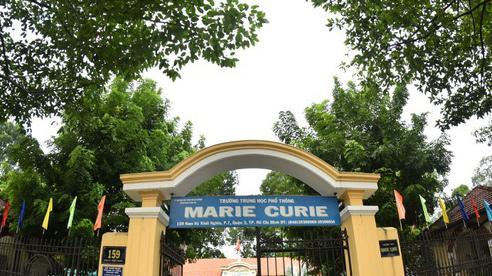 Trường Marie Curie 'bất ngờ' với bảng giá 238 triệu đồng để cắt tỉa cây xanh
