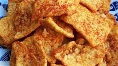 Cơm nguội đừng vội bỏ đi, cách đơn giản dưới đây hô biến thành snack cơm, con ăn hết veo, bố mẹ ăn vặt cả ngày