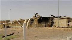 Cháy tổhợp hạt nhân, một nhà kho bị phá hủy, Iran đe dọa Mỹ-Israel