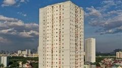Cận cảnh chung cư 24 tầng mọc lên khi chưa được giao đất đang bị điều tra
