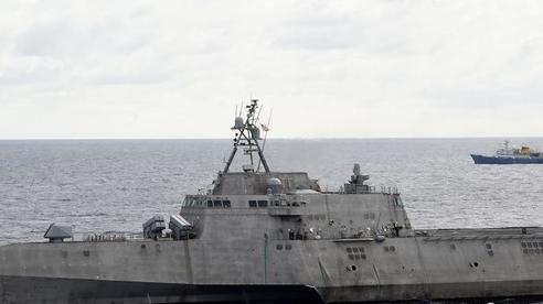 Quân đội Trung Quốc liên tiếp tập trận bất thường ở Biển Đông, Mỹ nói gì?
