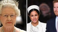 Phản ứng của Nữ hoàng Anh cùng gia đình hoàng gia sau lời trách móc, than khổ của Meghan Markle