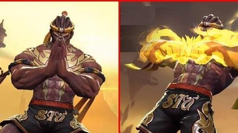 Liên Quân Mobile: Garena trao game thủ cơ hội nhận skin SS - Raz Muay Thái với giá cực hời