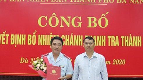 Tân Chánh Thanh tra TP Đà Nẵng là ai?