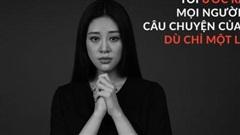Hoa hậu Khánh Vân tái hiện nỗi đau bị quấy rối tình dục