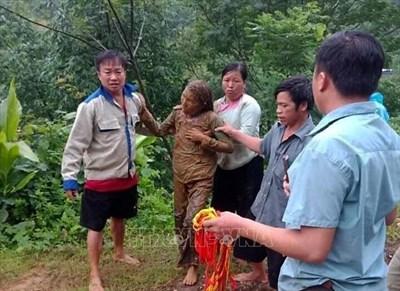 Lai Châu: Mưa kéo dài gây sạt lở, một người bị lũ cuốn
