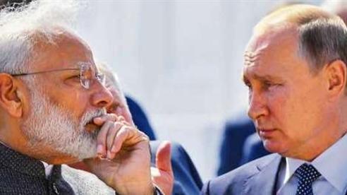 Ấn Độ hợp tác chặt với Nga, giảm nhiệt với Trung Quốc