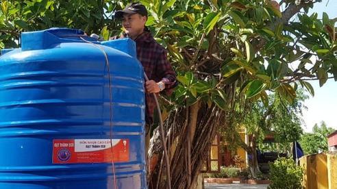 Dự án nước sạch 'đắp chiếu', người dân lay lắt trong những ngày nắng hạn