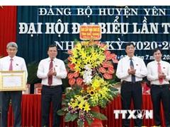 Bắc Giang: Yên Dũng sử dụng hiệu quả các nguồn lực để phát triển