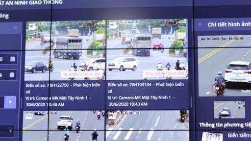 Tây Ninh khai trương Trung tâm giám sát - điều hành đô thị thông minh