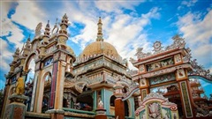 Ảnh: Chiêm ngưỡng 'thành phố lăng mộ' tiền tỷ độc nhất xứ Huế