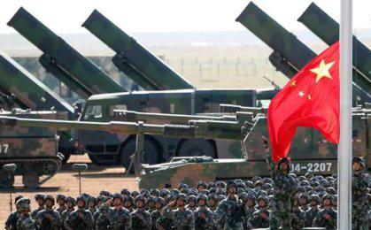 Xung đột biên giới: TQ triển khai quân nhiều gấp 6 lần Ấn Độ, gồm cả tên lửa hiện đại nhất