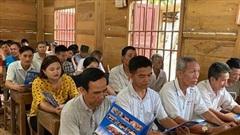 Nghệ An: Hơn 600 người dân được tuyên truyền về an toàn hồ đập