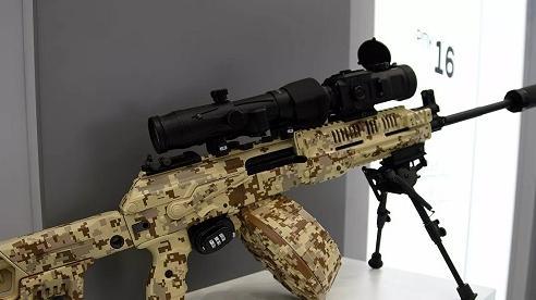Nga phát triển súng máy hạng nhẹ kiểu mới phục vụ ở Bắc Cực và sa mạc
