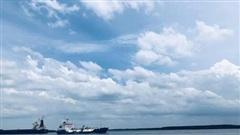 Cảng nước sâu Gemalink đã hoàn thành 80% tiến độ, dự kiến chính thức khai thác vận hành vào đầu năm 2021