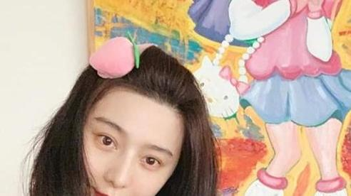 Phạm Băng Băng 'hack tuổi' với phụ kiện tóc đáng yêu khiến fan thả tim không ngừng