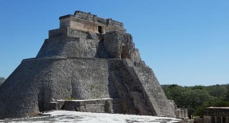 Bí ẩn về kinh đô chính trị Uxmal
