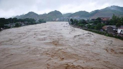Cảnh báo lũ, lũ quét và sạt lở đất tại khu vực Bắc Bộ, Thanh Hóa và Nghệ An