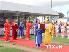 Lễ hội Cầu ngư-Bơi chải thu hút khách du lịch đến với Sầm Sơn