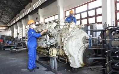 Làm chủ công nghệ sửa chữa tàu hải quân