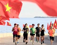 Marathon ở Lý Sơn