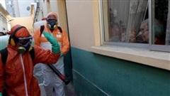 Ấn Độ nguy cơ thành ổ dịch Covid-19 lớn thứ ba toàn cầu